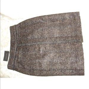 Zara wool pencil skirt NWOT